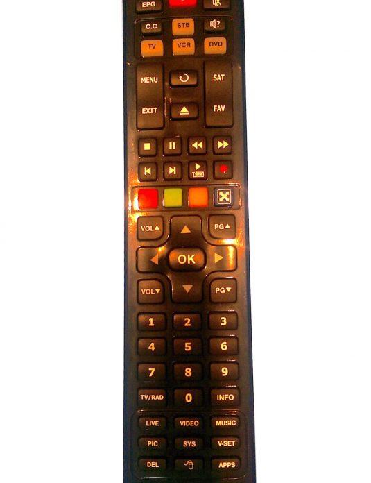 Dreamlink T6 remote control