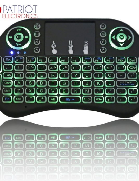 ini Wireless Keyboard with Touchpad for Android & mouse combo
