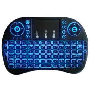 Mini-Wireless-Keyboard-colour-backlit-2-4GHz-English-Remote-Control-Touchpad-For-Android