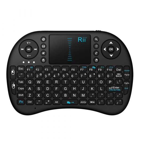 Wireless Keyboard 2.4G with Touchpad for PC Android TV Box