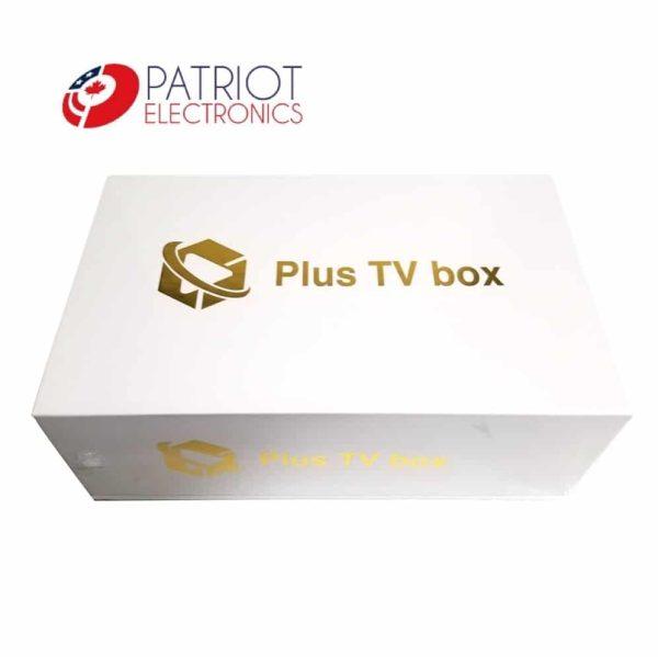 Plus TV Box