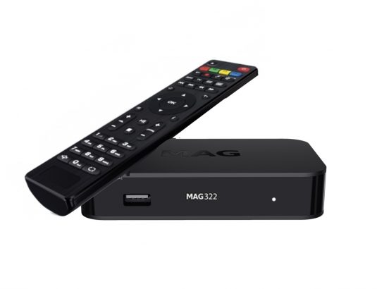 Mag322 Remote