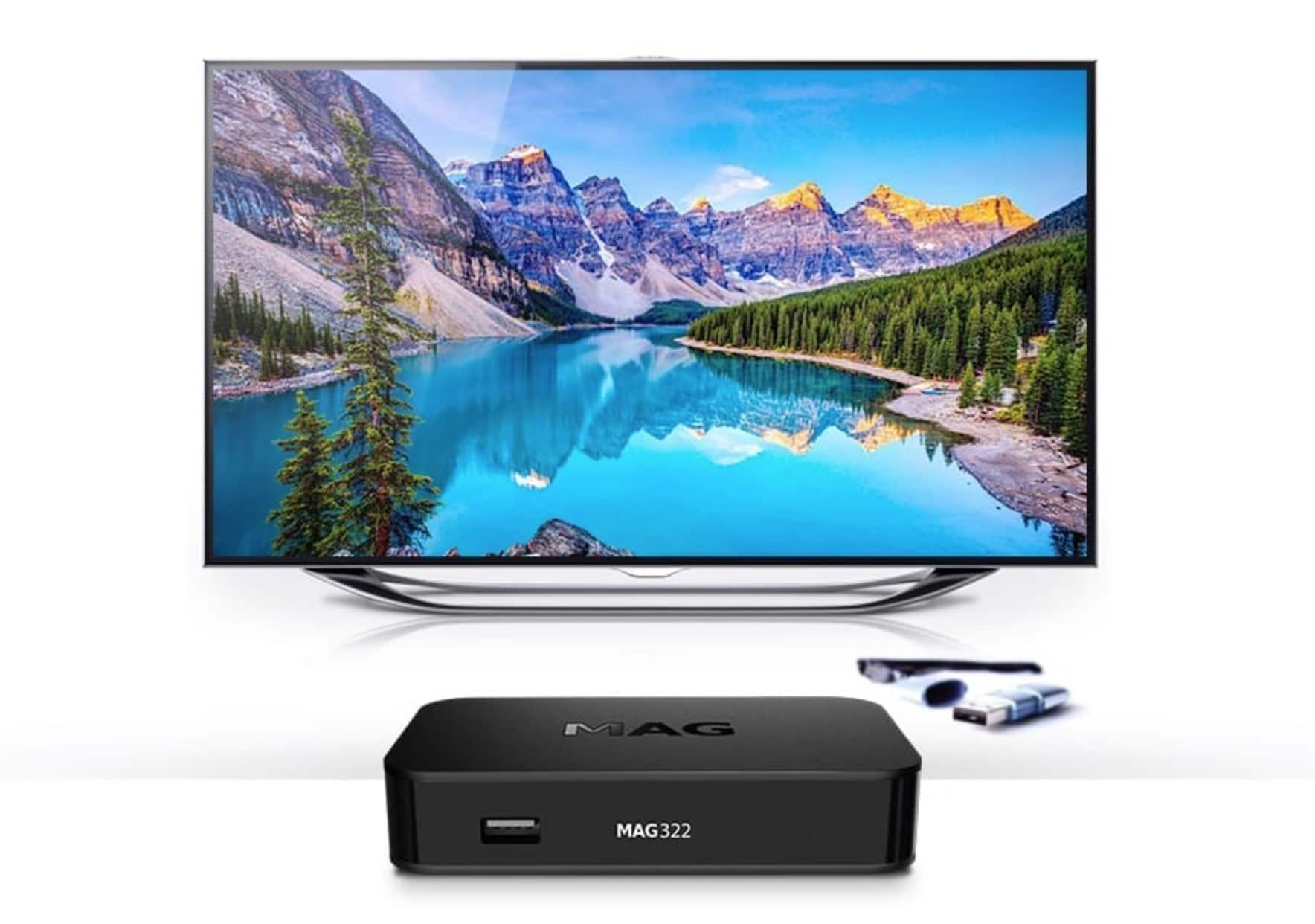 Mag322 TV