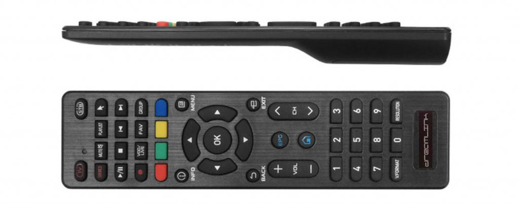 Dreamlink T2 5G remote