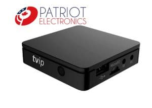 TVIP IPTV Set Top Box